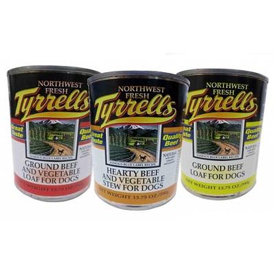 Tyrrells Dog Food